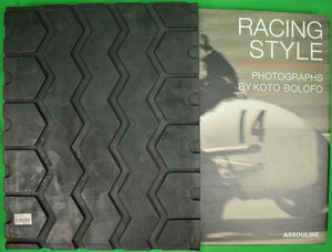 """Racing Style: Goodwood Revival"" 2005 Deluxe Edition in Slipcase"