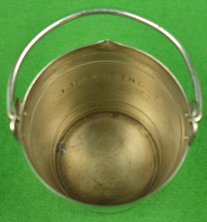 "Napier Silver-Plate ""Bucket Full"" c1950s Jigger Cup"