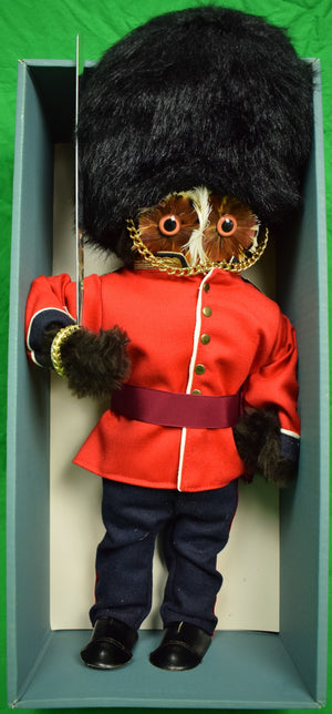 "The London ""Guard's Officer"" Owl"