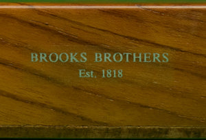 Brooks Brothers Shut-The-Box New in Box w/ BB Tag!