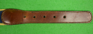 Canterbury Polo Player on Alligator Belt Sz: 38W