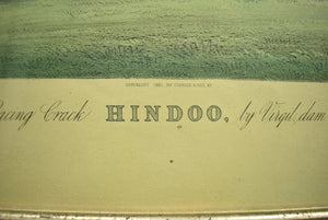 The Great Racing Crack HINDOO, by Virgil, dam Florence, by Lexington