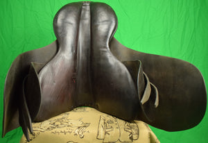 "Abercrombie & Fitch English ""Whippy"" 1939 Saddle"