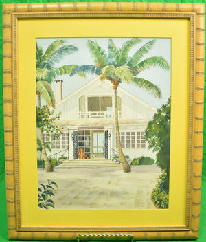 """Boca Grande Estate"" (SOLD)"