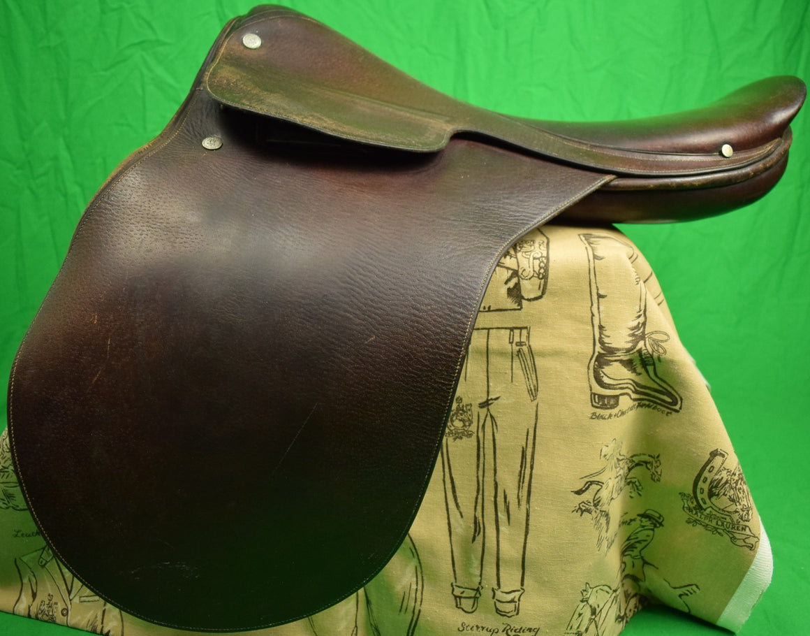 Abercrombie & Fitch English Leather Saddle