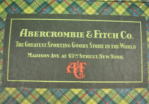 Abercrombie & Fitch Parker-Hale Gun Cleaning Kit New/ Old Stock!