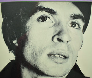 Rudolf Nureyev 1965 Half-Tone Photo Print For David Bailey's 'Box of Pin-Ups'