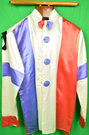 Triple A Racing Owner's Jockey Silks w/ Cap