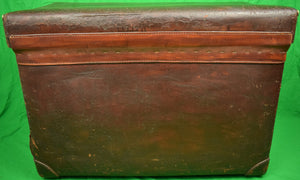 Peal & Co. Mc I. Fox-Hunter's Riding c1930s Boot Trunk w/ 3 Trays