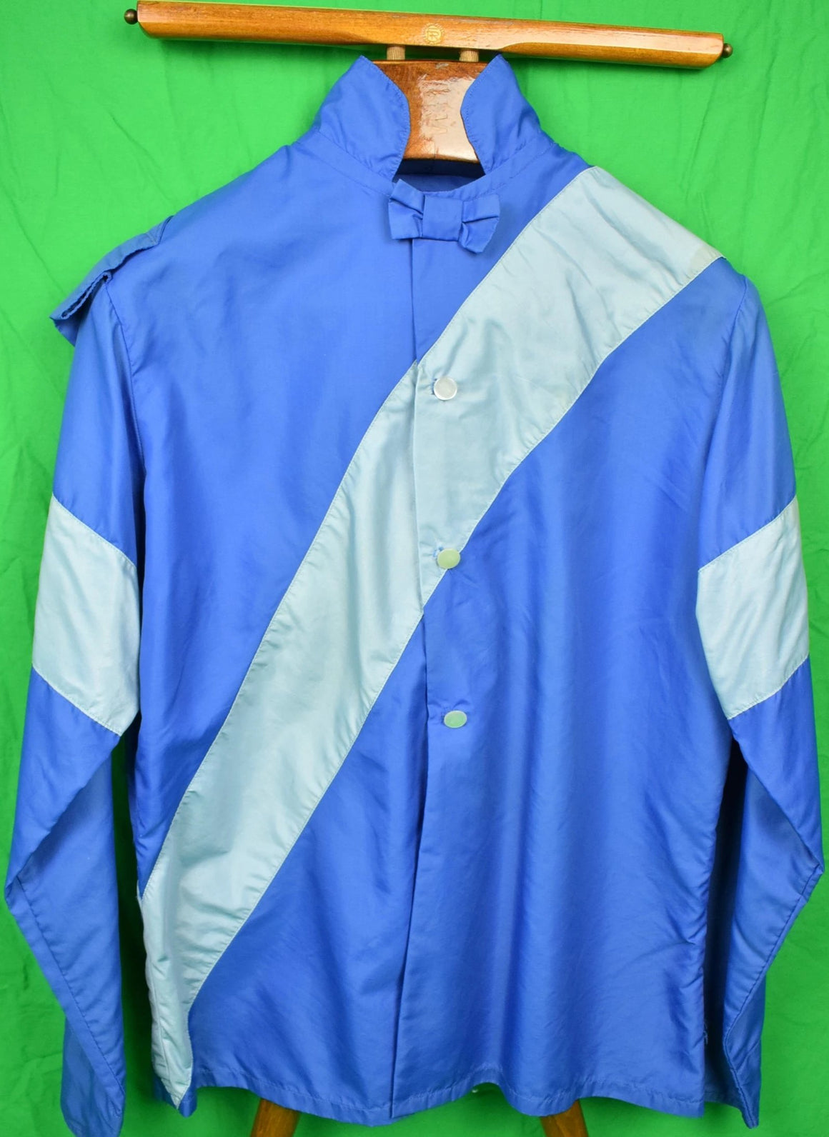 Pratt Saddle & Harness Co Baltimore Racing Owner's Jockey Silks