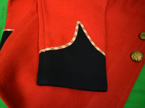 1914 British Officer's Coat w/ Epaulets Blazer