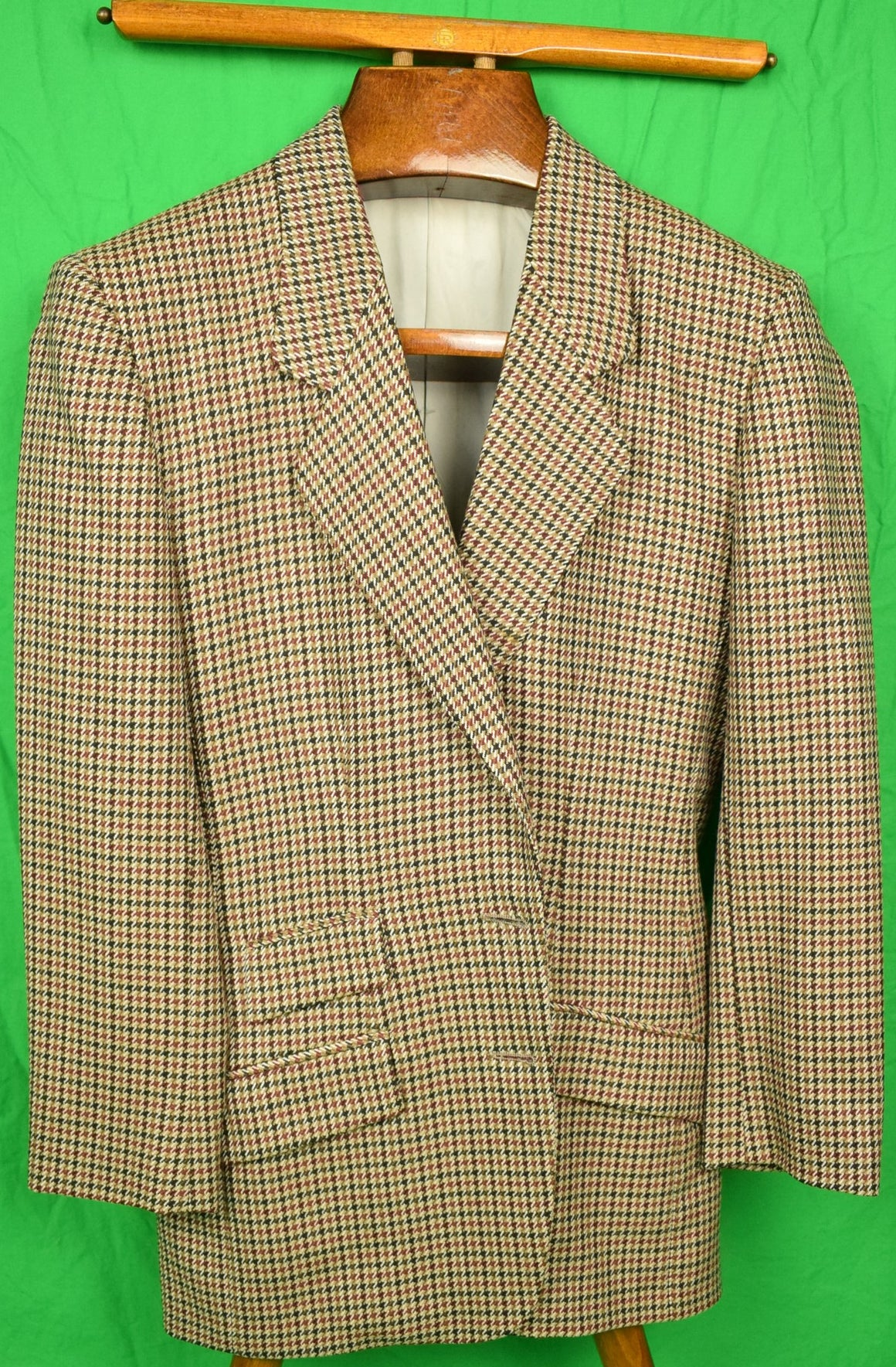 J. McLaughlin Houndstooth Ladies Jacket