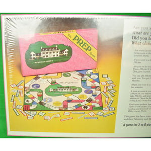 The Prep Game 'Sealed' Box Game Set