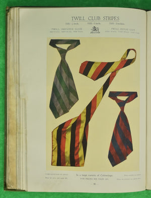 Welch, Margetson & Co c1920 Catalogue