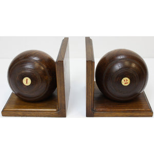 British Bowls Bookends