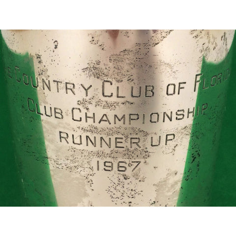 Newport Sterling The Country Club of Florida 1967 Julep Cup