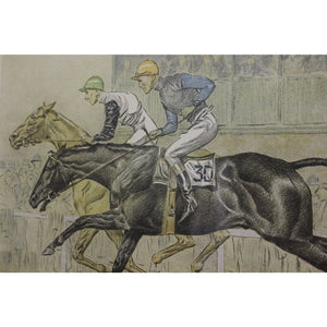 Valentine's Brook, Grand National at Aintree, 1932