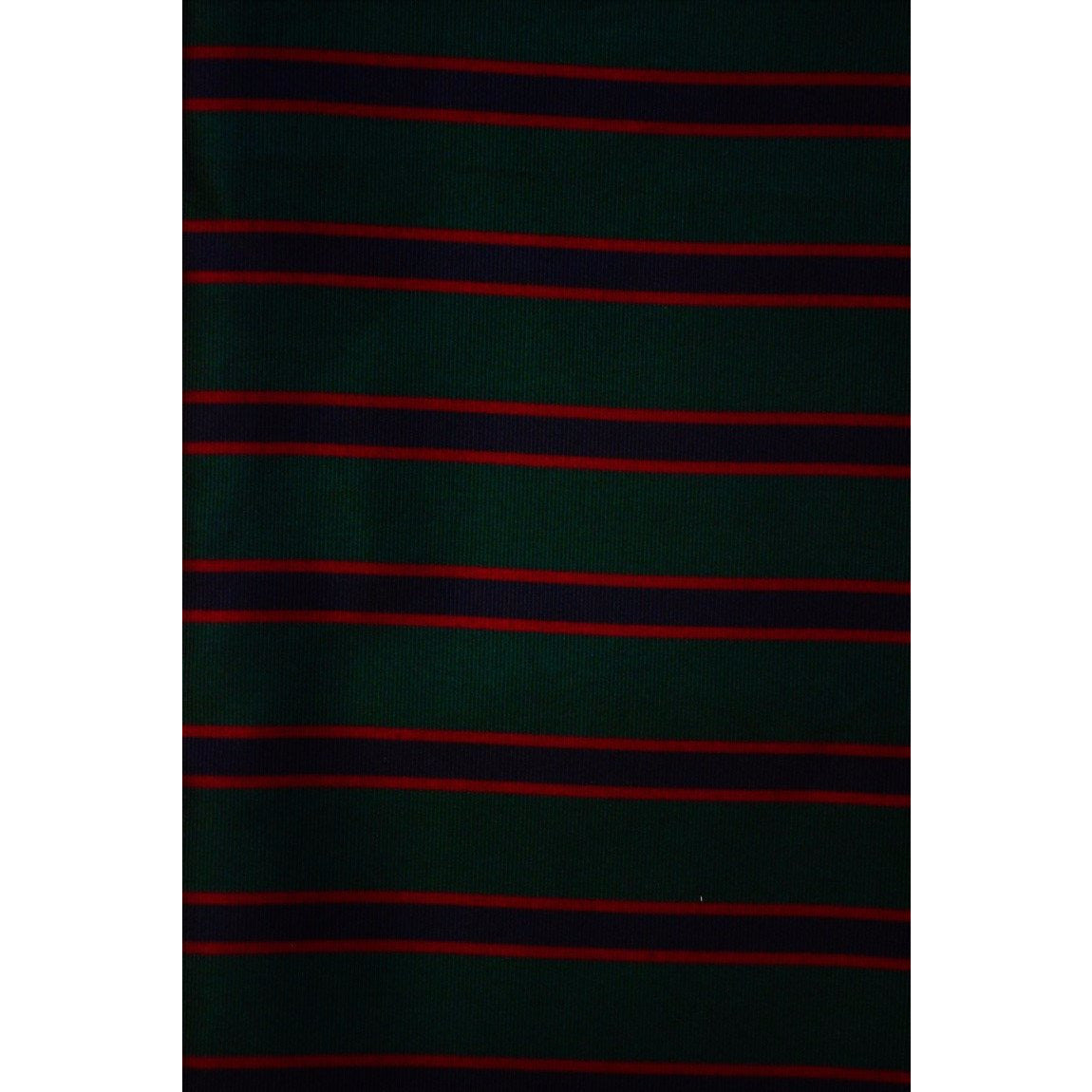 Brooks Brothers English Silk Neckwear w/ Green, Navy & Maroon Regimental Stripes