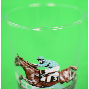 Steeplechase Jockey Cocktail Glass