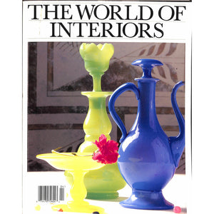 'The World of Interiors April 1993'