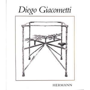 'Diego Giacometti' by Daniel Marchesseau Ex-Libris Bunny Mellon Collection