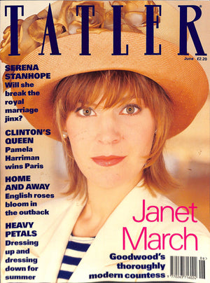 Tatler Volume 288 Number 6 June 1993
