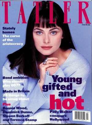 Tatler Volume 288 Number 7 July 1993