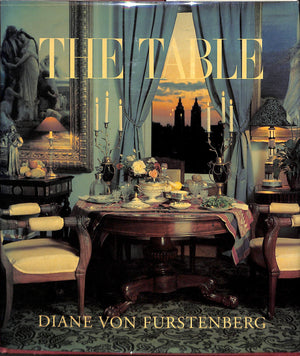 """The Table"" 1996 (Inscribed!)"