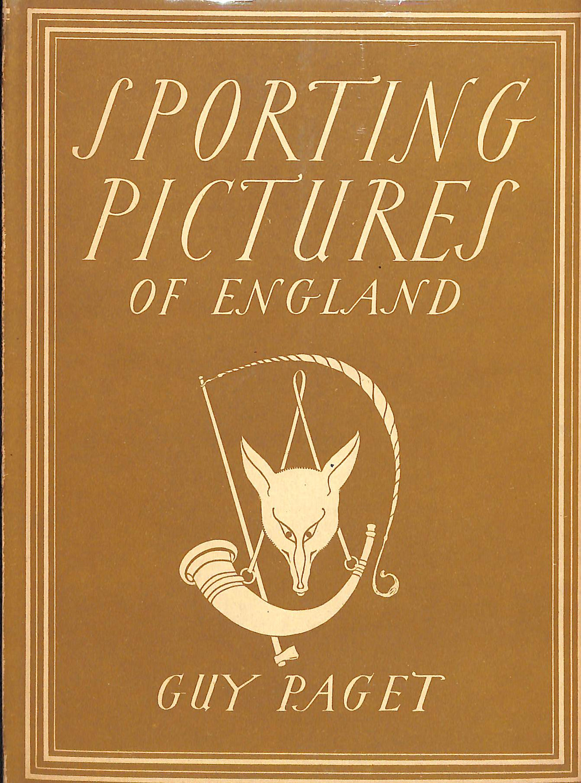 """Sporting Pictures of England"""