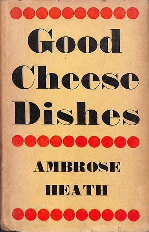 Good Cheese Dishes