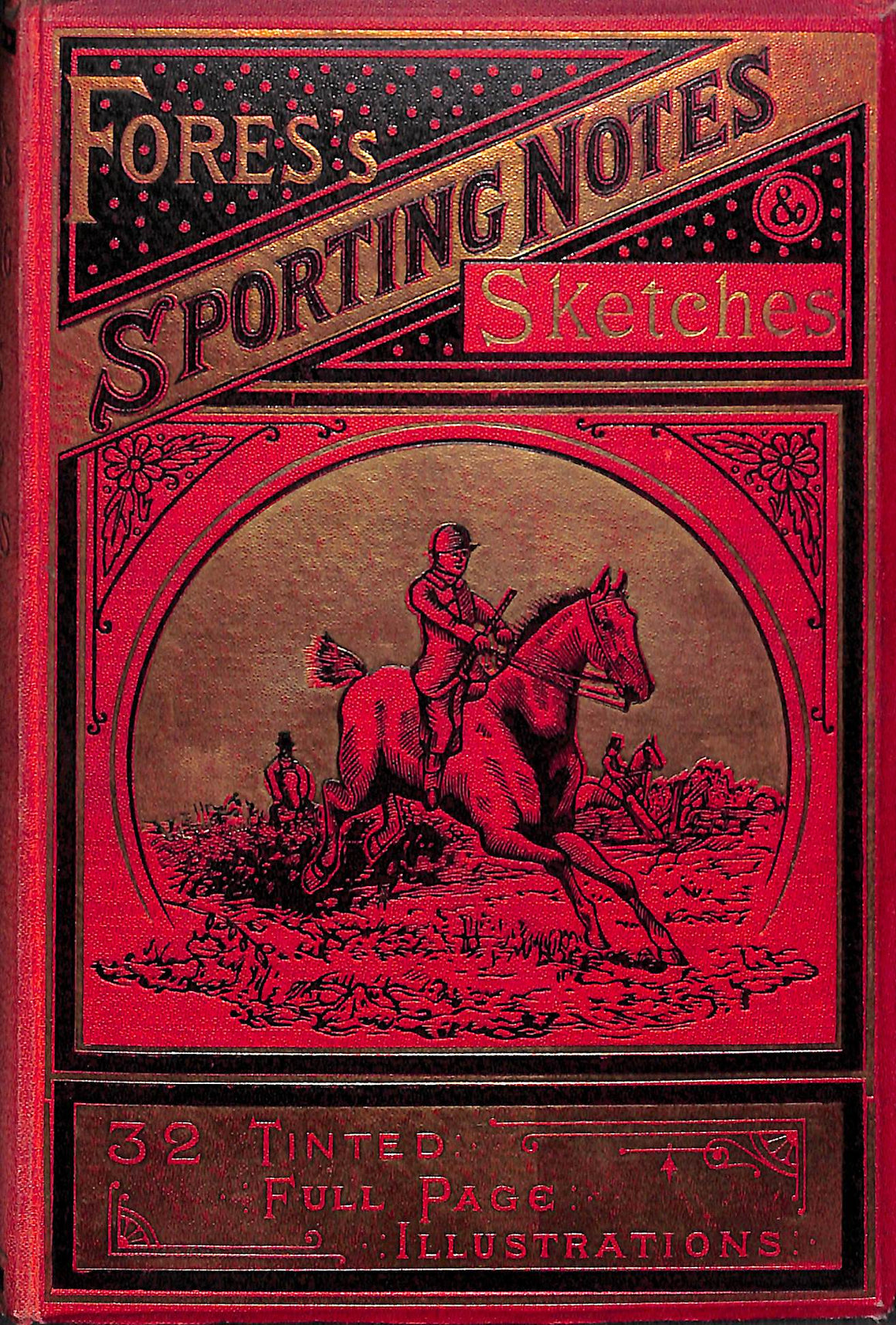 """Fores's Sporting Notes & Sketches Vol. V 1888-1889"""