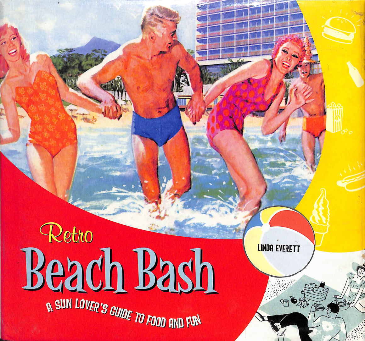 Retro Beach Bash: A Sun Lover's Guide to Food and Fun