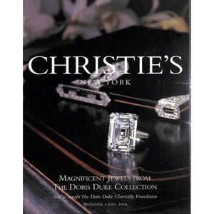 Christie's 2004 'Magnificent Jewels From The Doris Duke Collection'