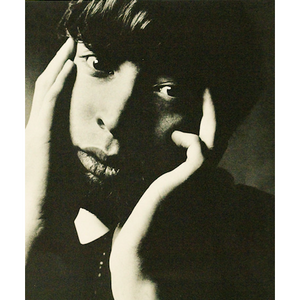'James Wedge: The Mysterious Milliner' c1965 from David Bailey's 'Box of Pin-Ups'