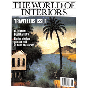 'The World of Interiors June 1995'