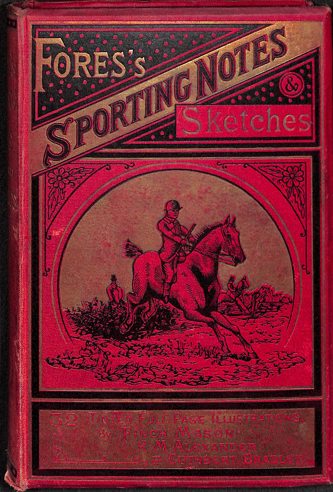 """Fores's Sporting Notes & Sketches Vol. III 1886-1887"""