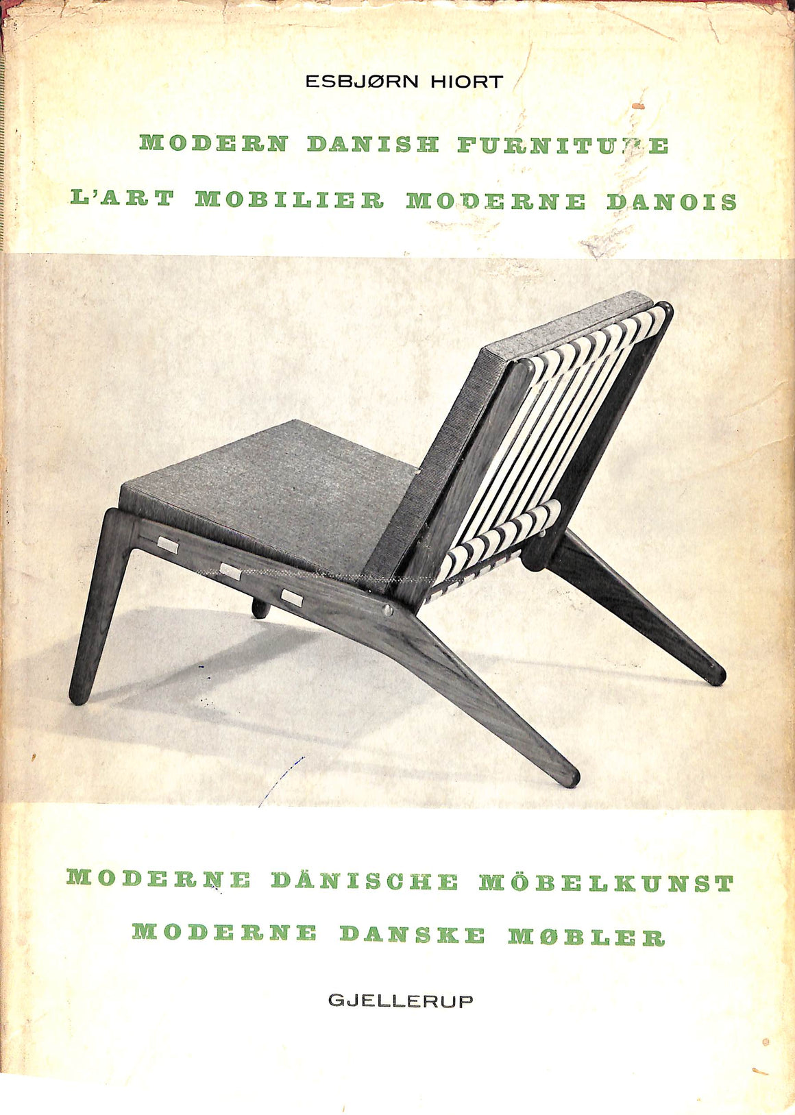 """Modern Danish Furniture L'Art Mobilier Moderne Danois"""