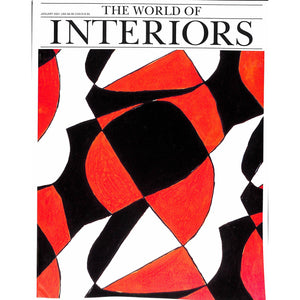 The World of Interiors January 2001