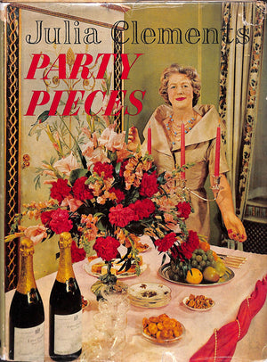 Party Pieces (Inscribed!)