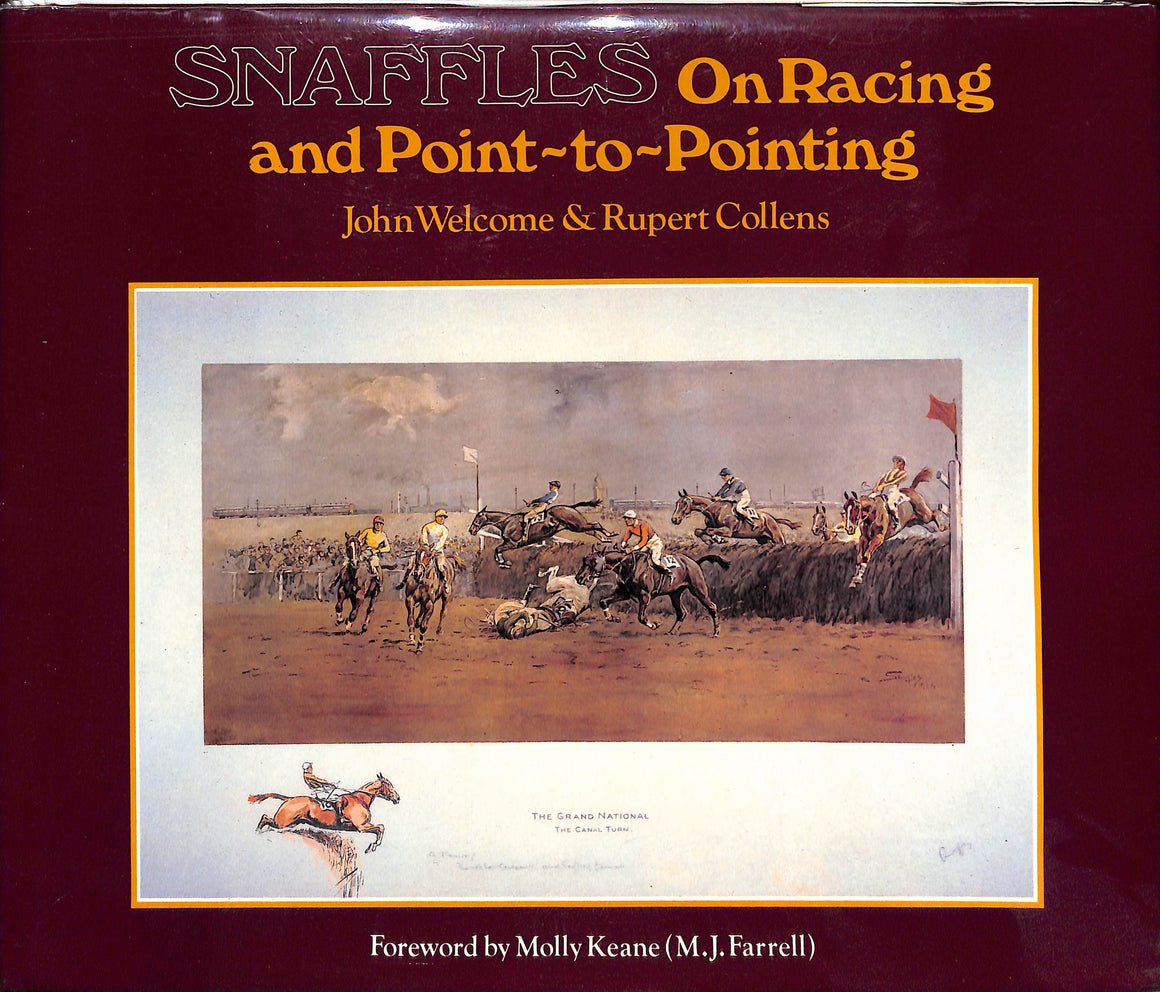 Snaffles on Racing and Point-to-Pointing