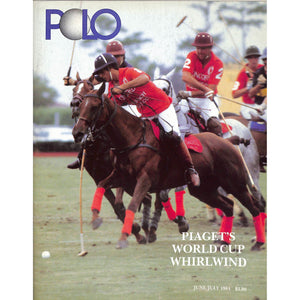 Polo Magazine June/July 1984