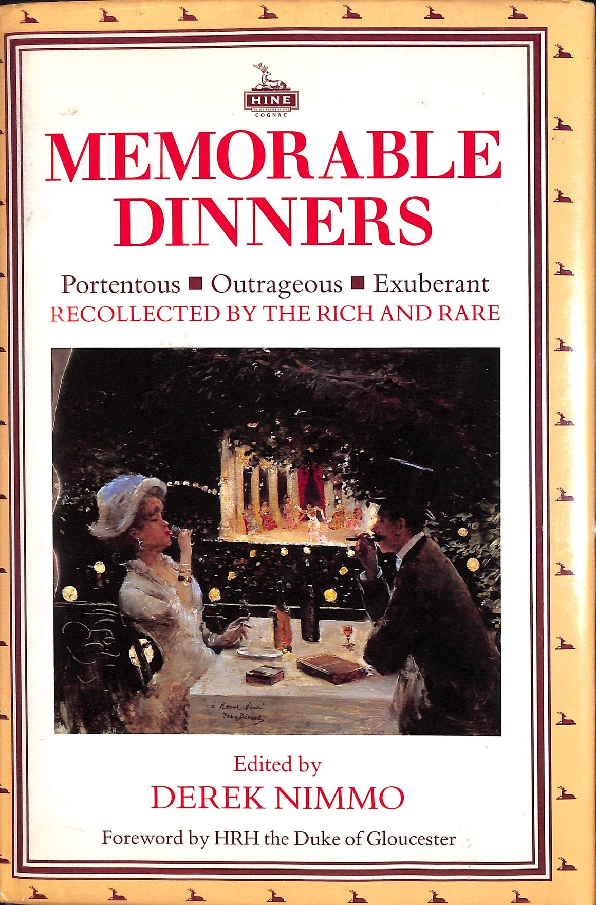 Memorable Dinners