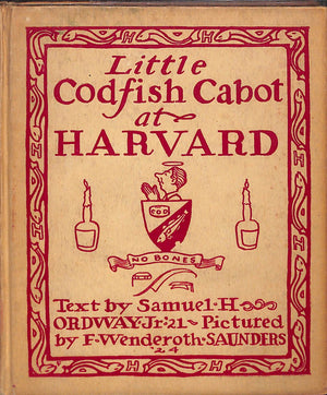 Little Codfish Cabot at Harvard