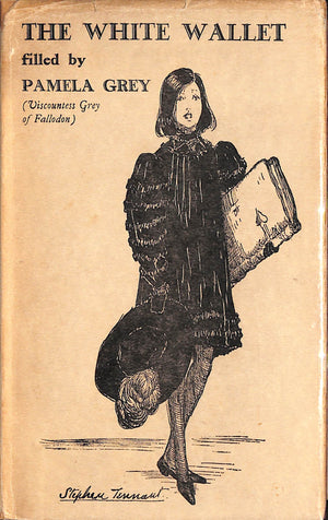 """The White Wallet"" 1928 by Pamela Grey"