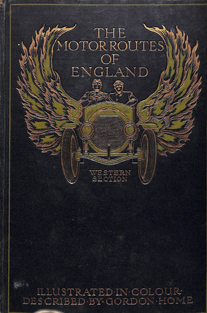 The Motor Routes of England