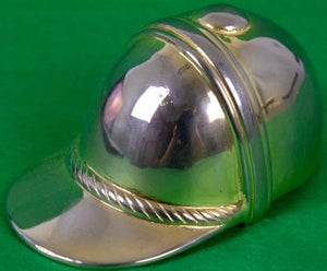 Gucci c1970s Chrome Jockey Cap Bottle Opener