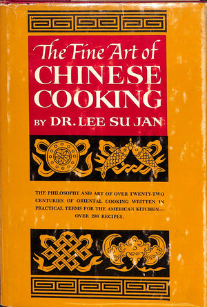 The Fine Art of Chinese Cooking
