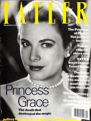 Tatler Volume 287 Number 1 December 1991/ January 1992