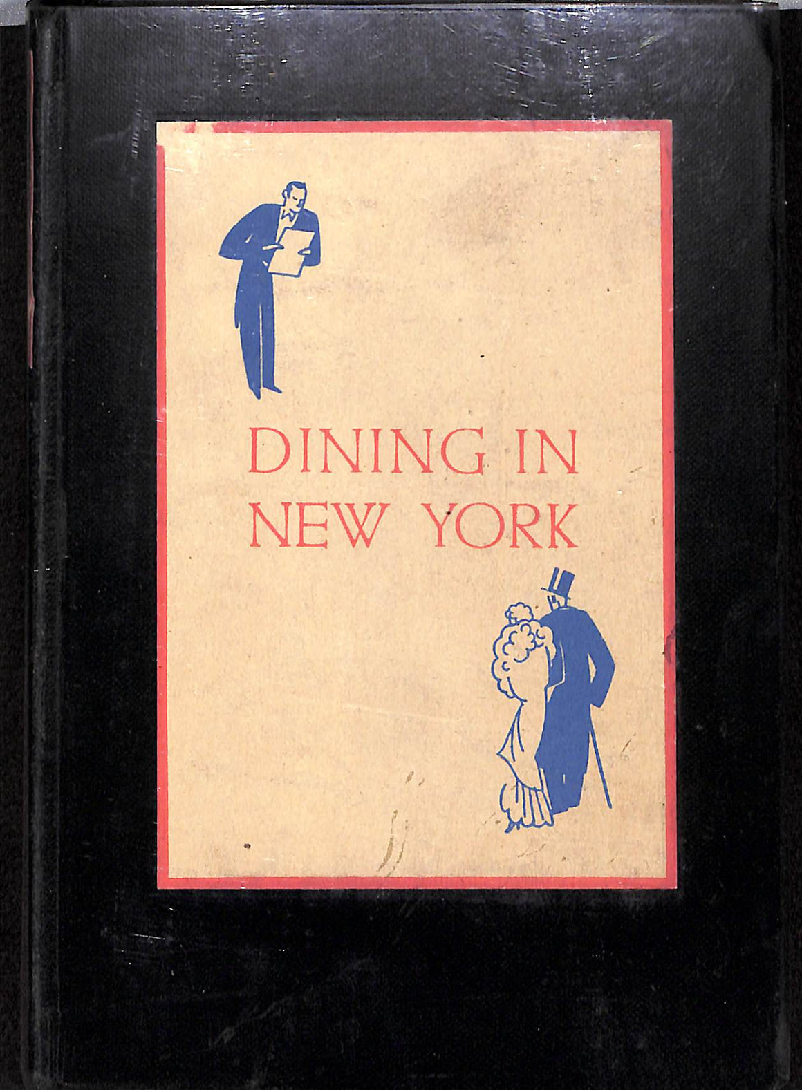 """Dining in New York"""