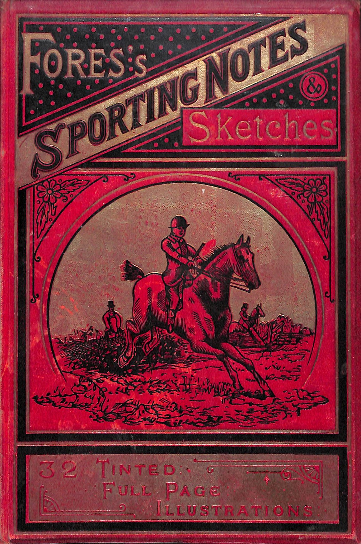 """Fores's Sporting Notes & Sketches Vol. XIV. 1897"""